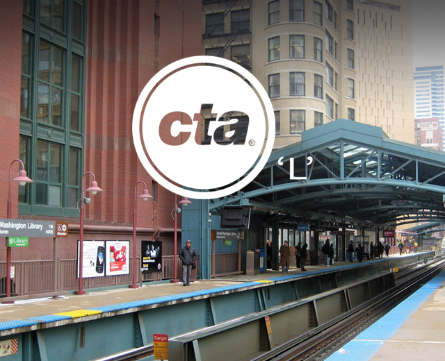 CTA 'L' - Station Posters