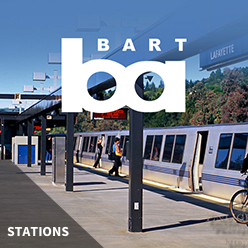 BART - Station Posters