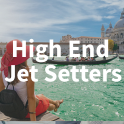 High-End Jet Setters
