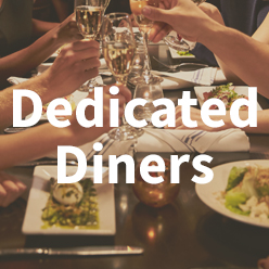Dedicated Diners
