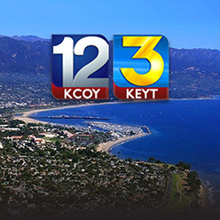 KEYT News Channel 3 in the Morning & KCOY 12 Central Coast News